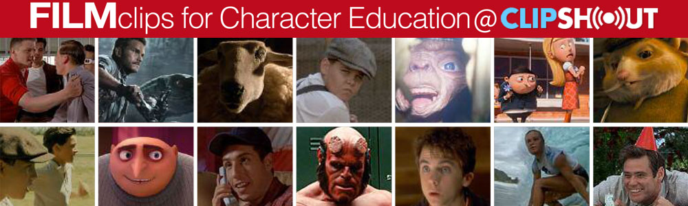 FILMclips for character education
